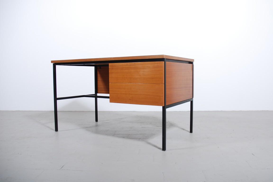 bureau pierre guariche pour minvielle jasper. Black Bedroom Furniture Sets. Home Design Ideas