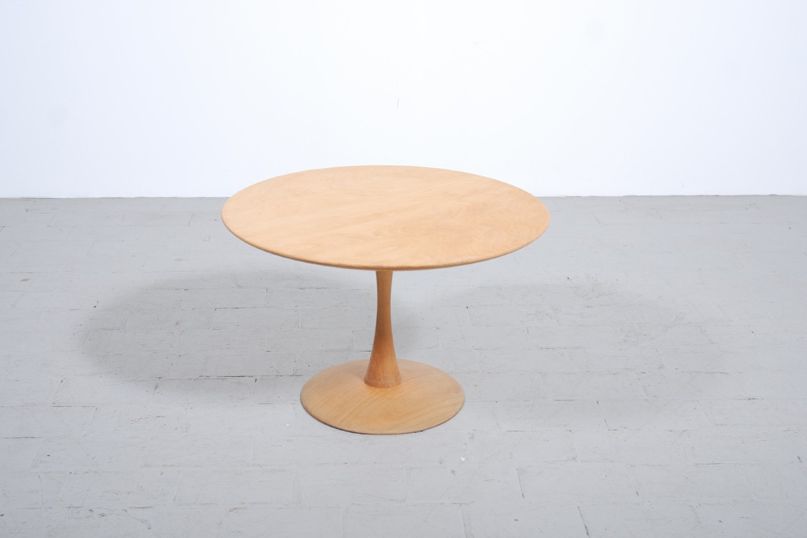 Nanna ditzel table basse toadstool jasper for Table basse danoise