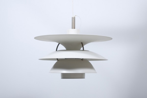 Poul Henningsen Louis Poulsen PH lustre suspension vintage