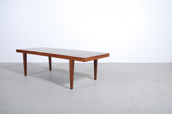 Severin Hansen coffee Table Haslev Møbelfabrik rosewood 1960