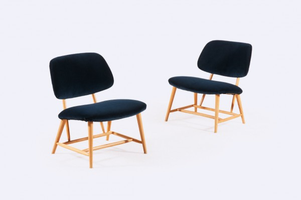alf svensson studio ljungs bra bohag tv easy chairs 1950