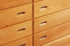 borge mogensen oak chest of drawers madsen fdb mobler 1950